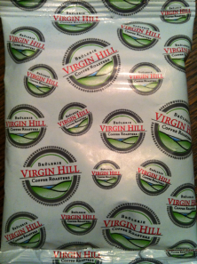 virgin hill coffee frac pack